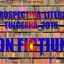 Retrospectiva literara tulceana, in anul 2015 - NONFICEsIUNE