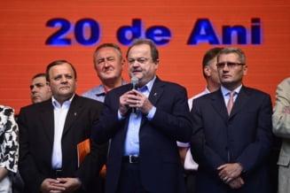 Reuniunea liderilor PDL: Boc si Gheorghe Stefan n-au venit, Blaga nu comenteaza. Falca: Probabil o sa sprijin PMP