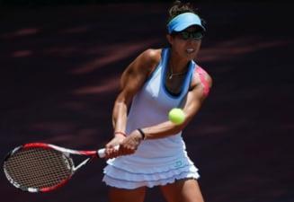 Revelatia finalului de sezon din tenisul romanesc urca pe cea mai buna pozitie a carierei in clasamentul WTA