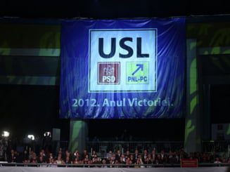 Revelatia furioasa a USL (Opinii)