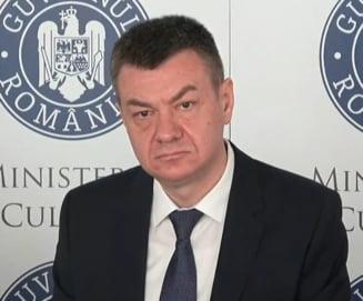 Revelion la Biblioteca Nationala: Ministrul Culturii a anuntat rezultatele controlului si a explicat de ce nu poate demite managerul (Video)