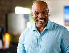 Revenire de exceptie: Mike Tyson se intoarce in ringul de box