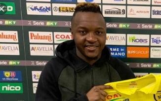 Revenire de senzatie la FC Botosani. S-a intors atacantul crescut la Paris Saint-Germain