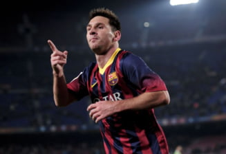 Revenire de senzatie pentru Messi