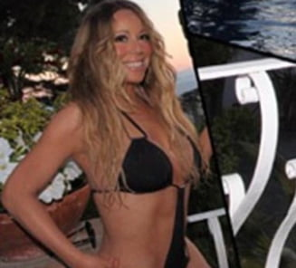 Revenire spectaculoasa: Mariah Carey, mai sexy decat inainte de sarcina