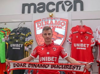 Revenire spectaculoasa la Dinamo