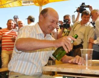 Revenirea la popor a presedintelui Basescu (Opinii)