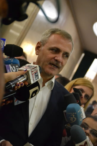 Revine Ponta la sefia PSD? Dragnea: Niciun presedinte n-a scapat fara macar o maneca rupta