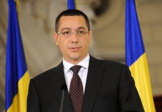 Revizuirea Constitutiei se amana? Ponta: Un an trece repede, nu moare Romania (Video)