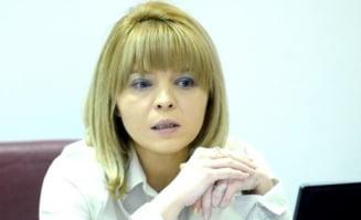 Revocarea Alinei Ghica, suspendata - este din nou membru CSM