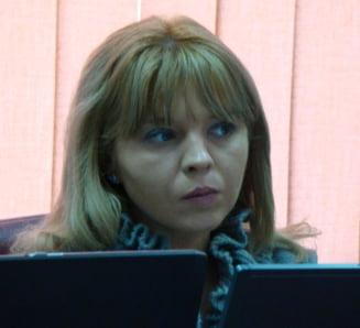 Revocarea Alinei Ghica din CSM, votata in unanimitate de Curtea de Apel Targu Mures