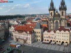 Revolta a imigrantilor inabusita cu gaze lacrimogene, in Cehia