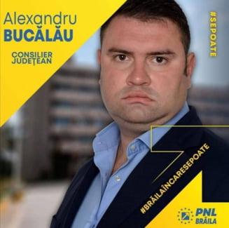 """Revolta in PNL Braila dupa ce fostul PRM-ist Bucalau si """"Smecherul Faureiului"""" au ajuns capi de lista la alegerile parlamentare"""