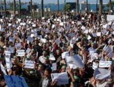 Revolte in Egipt: Marea demonstratie, pe cale sa inceapa. Armata nu intervine