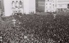 Revolutia 1989. 20 Decembrie - Timisoara primul oras liber de comunism