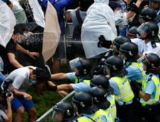 Revolutia umbrelelor de la Hong Kong face victime colaterale: BBC, interzis in China