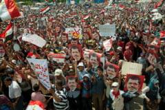 Revolutie in Egipt: Presedintele Morsi, inlaturat - urmeaza anticipate (Galerie foto)
