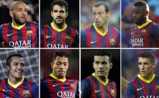 Revolutie la Barcelona: 13 jucatori, dati afara! Cine va fi noul antrenor
