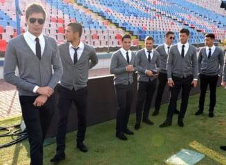 Revolutie la Steaua: Cinci jucatori de top, scosi la vanzare