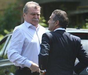 """Revolutie la Steaua: Vin Dinu """"Vama"""" si 3 jucatori, pleaca Panduru"""