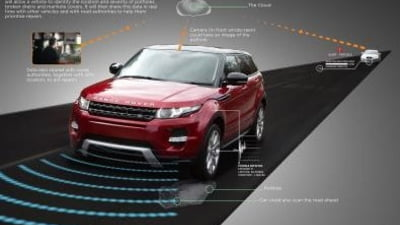 Revolutie pe piata auto: Sistemul care te ajuta sa ocolesti gropile