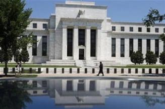 Rezerva Federala a SUA cumpara bonduri de 300 de miliarde de dolari
