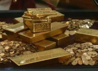 Rezervele Romaniei: 700 de tone de aur, 2.000 de tone de argint