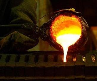 Rezervele de aur din lume sunt aproape terminate