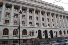Rezervele valutare administrate de BNR au crescut la peste 35 miliarde euro