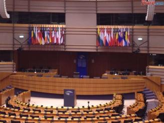 Rezolutia privind Revolutia romana a fost adoptata de Parlamentul European