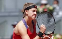 """Rezultat """"bomba"""" la Madrid. Simona Halep a devenit favorita la calificarea in finala"""