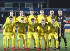 """Rezultat mare pentru nationala de """"tineret"""" a Romaniei in preliminariile Campionatului European"""