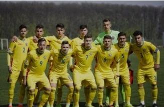 Rezultat rusinos pentru o nationala de fotbal a Romaniei: A pierdut cu 6-1