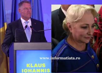 Rezultate Exit Poll alegeri prezidentiale - In turul doi vor intra Iohannis si Dancila