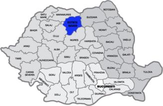Rezultate alegeri Bistrita 2012
