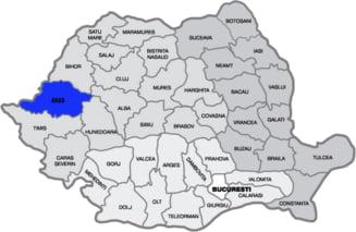 Rezultate alegeri parlamentare Arad 2012