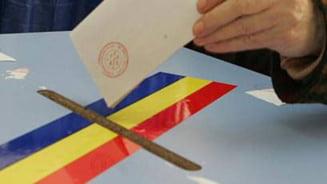 Rezultate alegeri parlamentare diaspora 2012