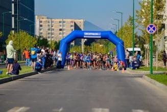 Rezultate de top mondial in cursa de 10 KM si sute de copii la startul editiei-pilot a Brasov Running Festival