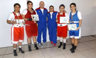 Rezultate deosebite pentru sportivele sectiei de box CSM Slatina