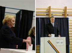 Rezultate exit-poll: Iohannis ramane presedintele Romaniei si castiga la scor in fata Vioricai Dancila