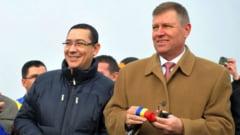 Rezultate fierbinti la alegeri! Surpriza de proportii: Iohannis l-a invins pe Ponta in Iasi!