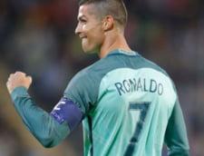 Rezultate neasteptate in preliminariile pentru Mondialul din 2018: Ungaria, batuta mar. Portugalia si Franta, victorii chinuite