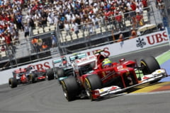 Rezultate surpriza in Marele Premiu de Formula 1 al Europei