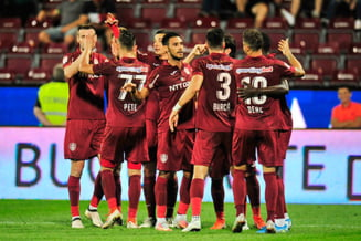 Rezultatele adversarelor lui CFR Cluj in Europa League in acest week-end. Ce scoruri au inregistrat Celtic, Rennes si Lazio