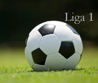 Rezultatele complete inregistrate in Liga 1 si clasamentul