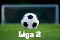 Rezultatele complete inregistrate in Liga 2 si clasamentul actualizat
