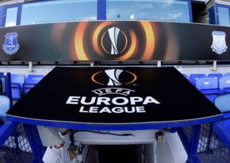Rezultatele complete inregistrate in grupele Europa League