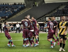 Rezultatele complete inregistrate in play-off-ul Europa League