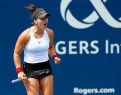 Rezultatele complete inregistrate in sferturi si programul semifinalelor de la Rogers Cup