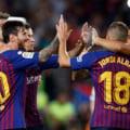 Rezultatele din Champions League: Barcelona invinge Tottenham si Liverpool pierde la Napoli